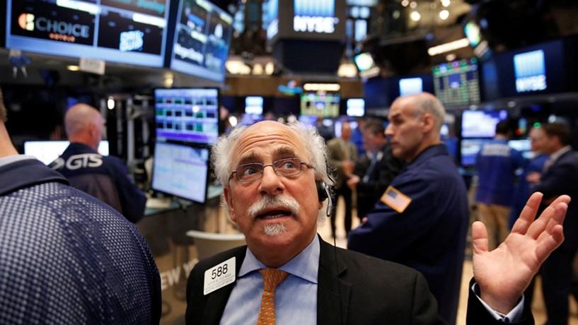 Ao oitavo dia, o Dow Jones regressou às quedas