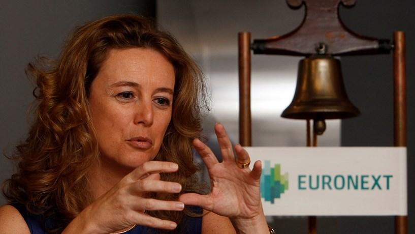 """Maria João Carioca ainda está """"presa"""" à Euronext"""
