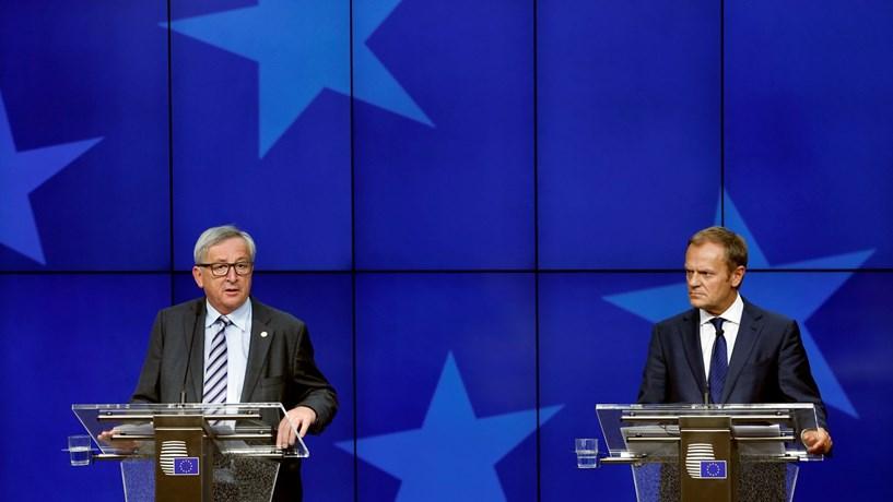 UE ainda não dá como perdido acordo comercial com o Canadá