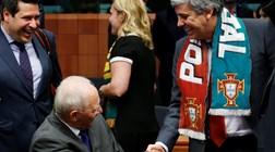 Schäuble confirma comparação de Centeno a Ronaldo: