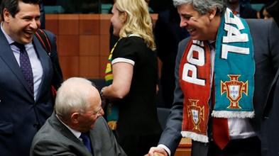 Schäuble: Portugal conseguiu um