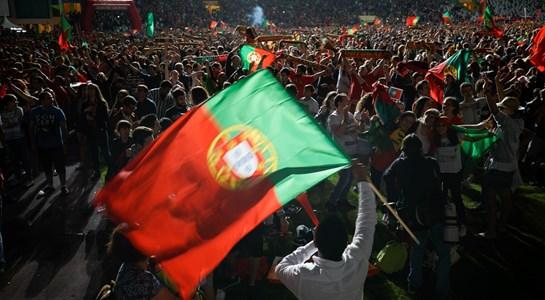 Muitos milhões nos golos de Portugal frente à Nova Zelândia