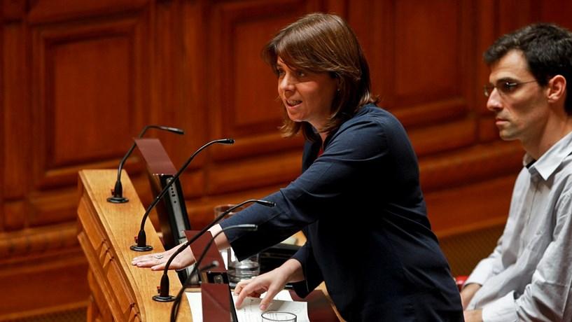 Catarina Martins admite divergências com PS e PCP mas destaca