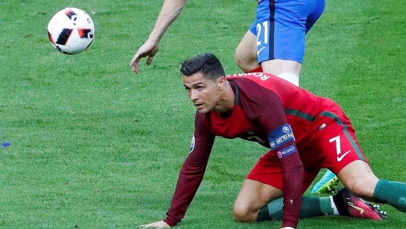 Ronaldo pagou menos impostos do que devia. Fisco espanhol averigua se houve intenção