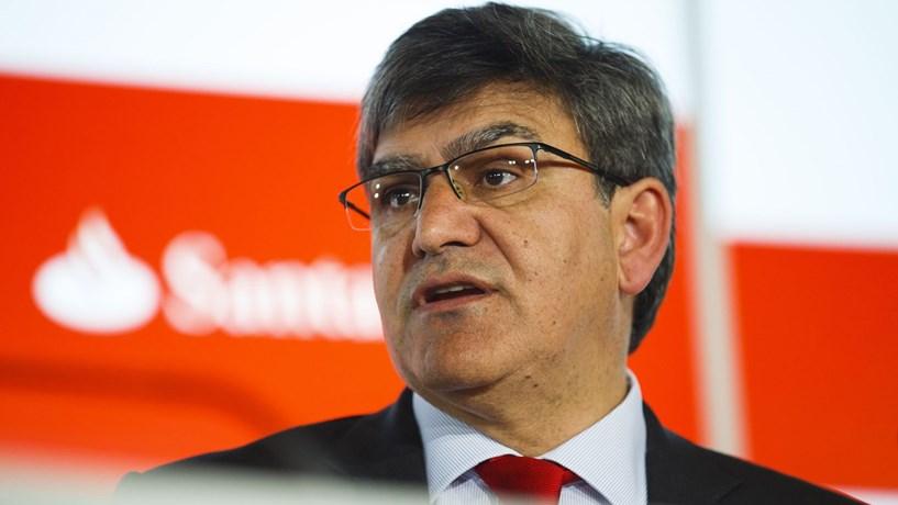 Santander quer crescer em Portugal aproveitando debilidade de concorrentes