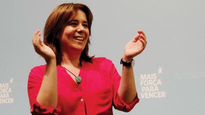 "Catarina Martins: integrar precários no Estado será a ""luta do próximo ano"""