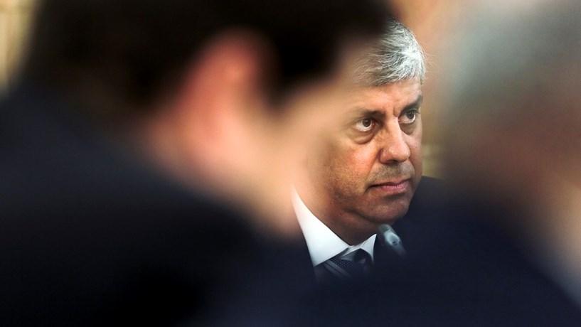 PSD chama Centeno e Domingues ao Parlamento por causa da CGD