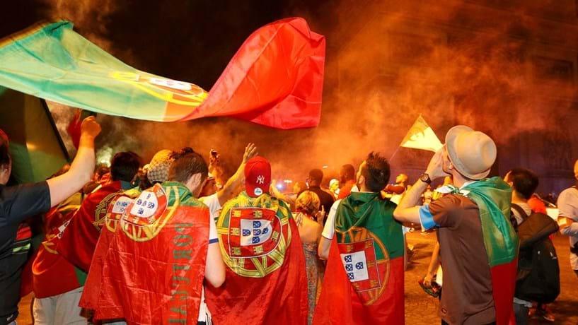 Resultado de imagem para portugal campeao