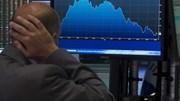 Bolsas, petróleo e euro em queda no arranque da semana