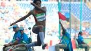 Dia 9: Patrícia Mamona fica no 6º lugar mas com recorde nacional