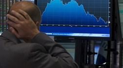 Fecho dos mercados: Bolsas em queda e juros outra vez abaixo de 4%