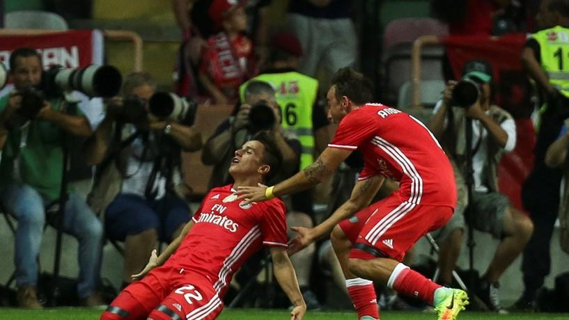 Novo cartão de sócio do Benfica custa 20 euros e oferece 24 em quotas