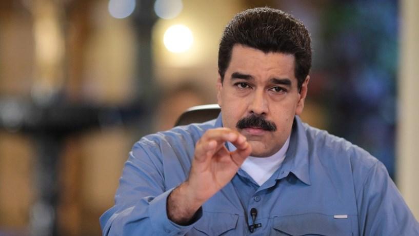 Maduro acusa EUA de ataque ao poder e activa plano de defesa