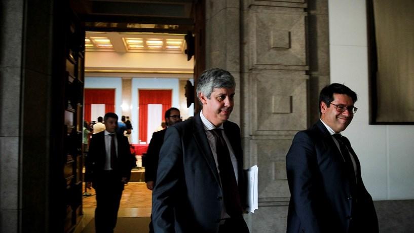 Centeno convencido que DBRS manterá avaliação a Portugal