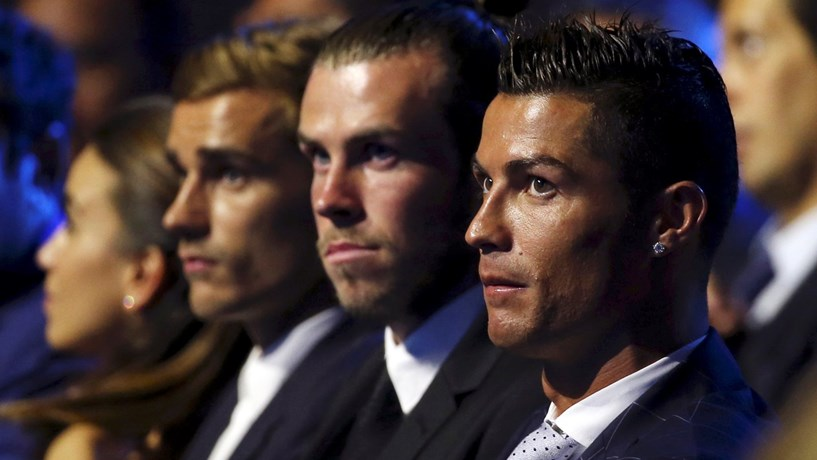 Cristiano Ronaldo acusado de fuga ao Fisco em Espanha
