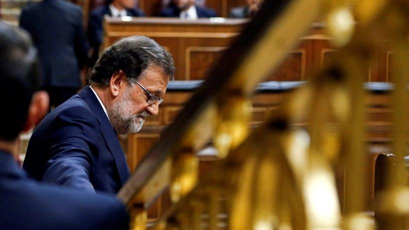 Espanha envia plano orçamental a Bruxelas à espera de Governo