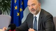 """Moscovici """"impressionado"""" diz que Portugal cresce acima de 2,5% este ano"""