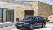 Mercedes-Benz Classe E Station: Tecnologicamente evoluída