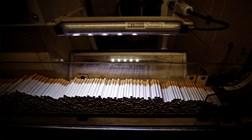 Governo altera taxas para fabricantes e importadores de tabaco