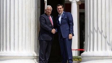 Grécia dará chance a Portugal para debater dívida em 2018