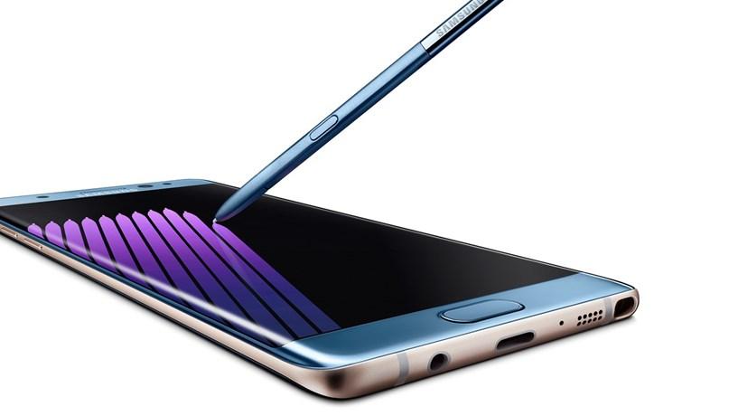 Lucros da Samsung afundam com polémico Galaxy Note 7