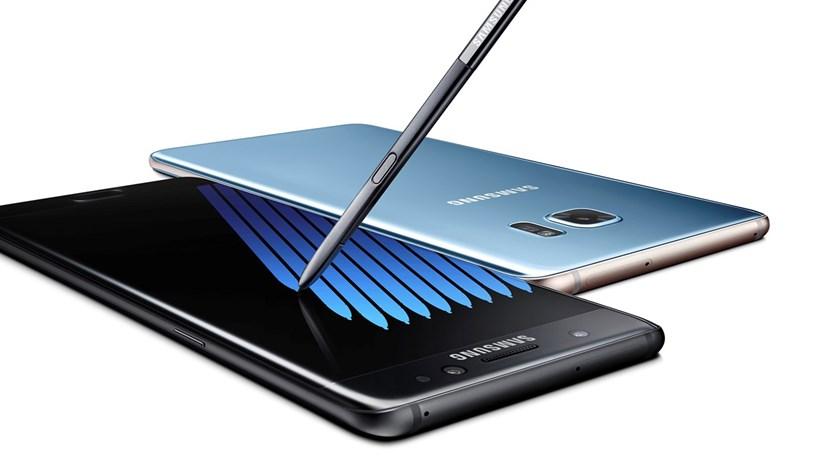 Samsung diz que defeitos nas baterias provocaram incêndios do Galaxy Note 7