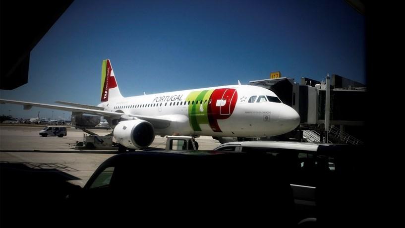 Rebentamento de um pneu de avião da TAP obrigou a encerrar aeroporto de Lisboa