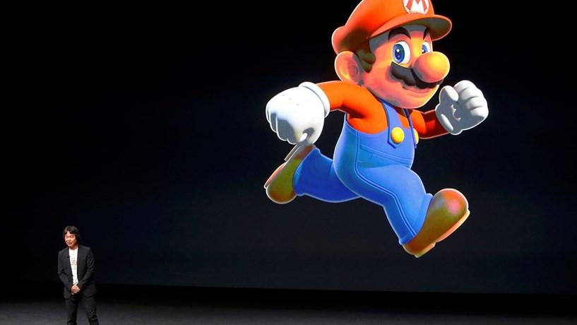 Chegada do Super Mario ao iPhone e iPad já tem data marcada