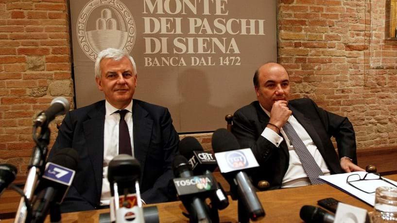 Monte dei Paschi afundou 11% com aumento de capital em risco de falhar