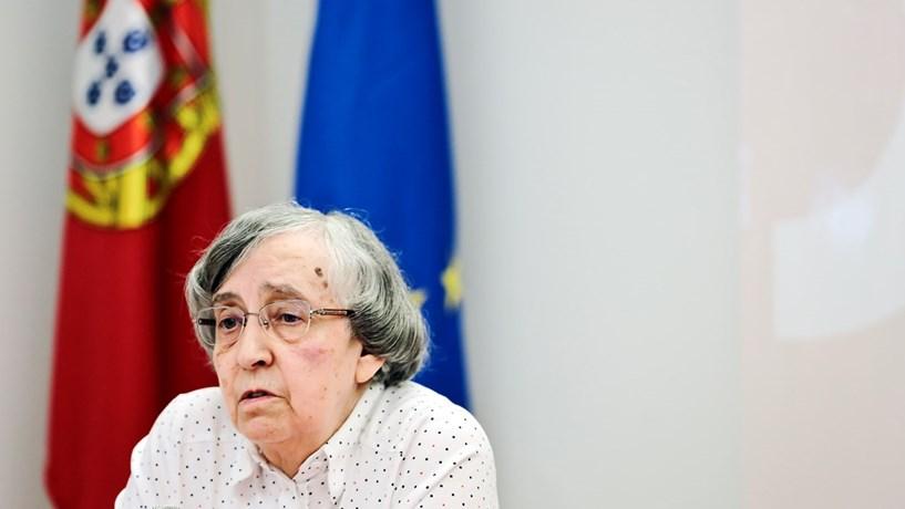 """Teodora Cardoso: Portugal vai precisar de uma reestruturação da dívida """"pela positiva"""""""