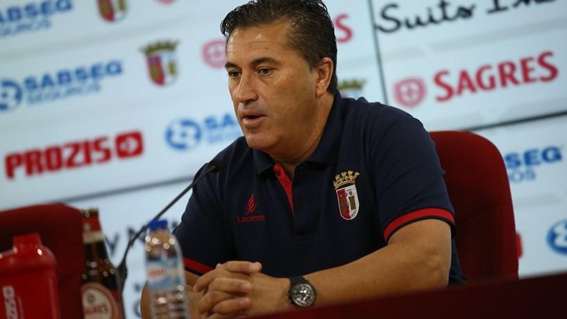 Braga perde com Shakhtar e fica fora da Liga Europa
