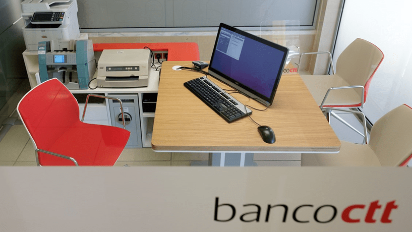 "Banco CTT usa arma do ""spread"" no crédito"