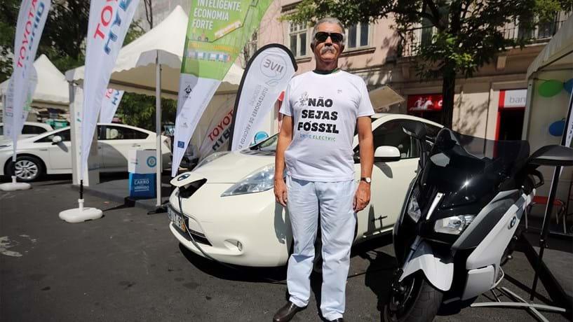 Carregamento de carros eléctricos vai deixar de ser gratuito