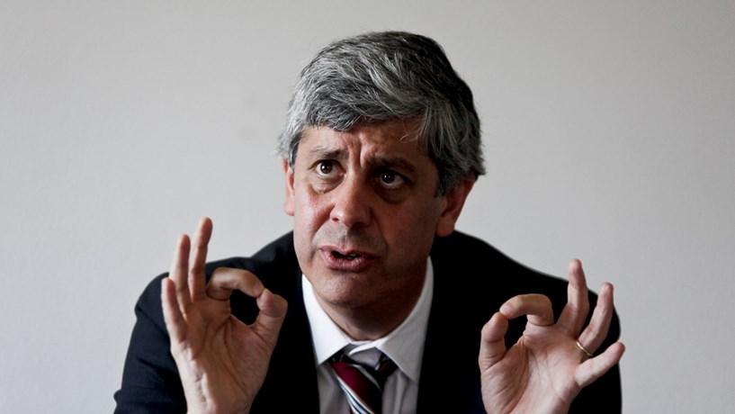 Centeno espera avaliações mais positivas das agências de rating sobre Portugal