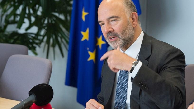 """Moscovici: """"Temos que responder às frustrações que levaram a este voto"""""""