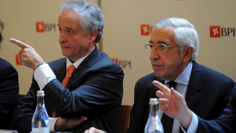 Ulrich e Santos Silva dão passo para BPI perder maioria no BFA