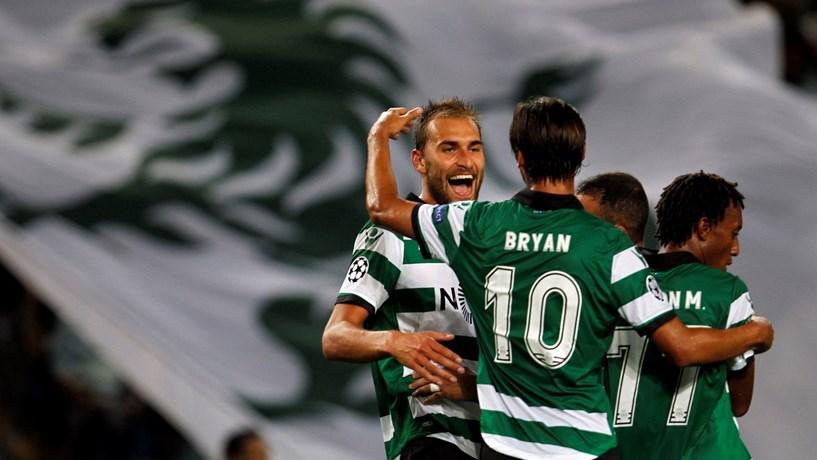 Sporting já reservou três milhões para VMOC