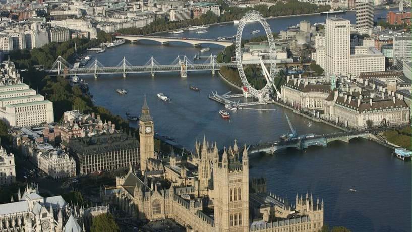 Construção do Reino Unido com pior trimestre em quatro anos