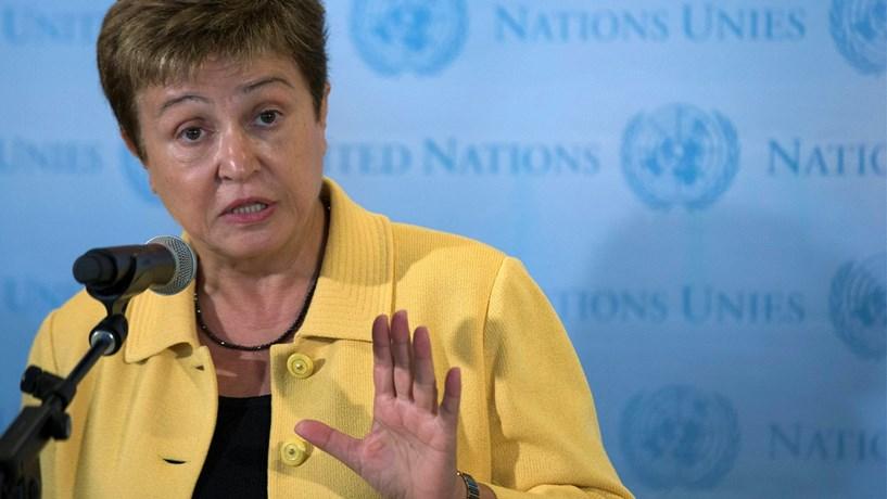 """ONU: Kristalina Georgieva promete liderança com """"foco implacável em resultados"""""""