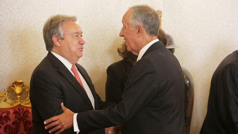"Presidente da República considera que Guterres é ""o melhor para o cargo"""