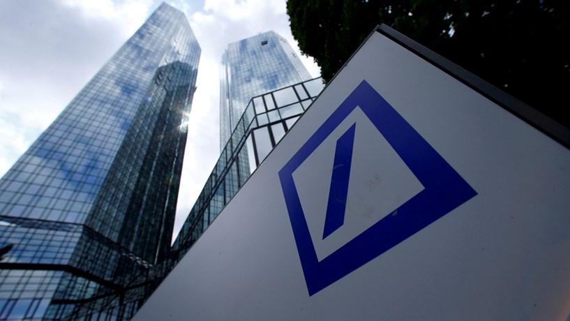 """Deutsche Bank está a fazer """"bons progressos"""" nas negociações com os EUA"""