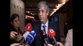 """Centeno diz que vai responder a Bruxelas """"dentro do prazo"""""""