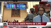 Grupo EDP empurra bolsa para terceira queda consecutiva