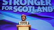 Deputados escoceses votam hoje moção para realização de referendo sobre independência
