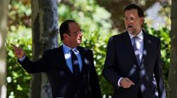 Espanha abranda e França cresce abaixo do esperado