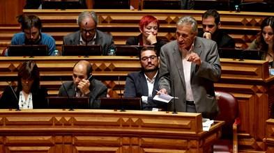 """PCP acusa Governo de manter estratégia de Passos nos """"swaps"""""""