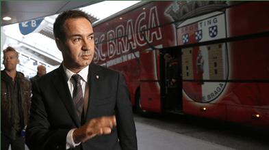 Construção da academia do Sporting de Braga avança sem autorizações