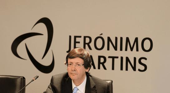 Jerónimo Martins sofre maior queda desde o Brexit após resultados