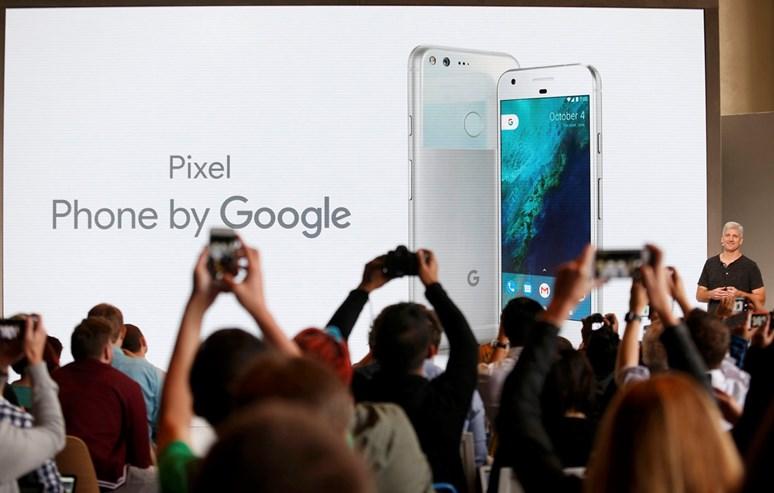Google lança smartphone Pixel