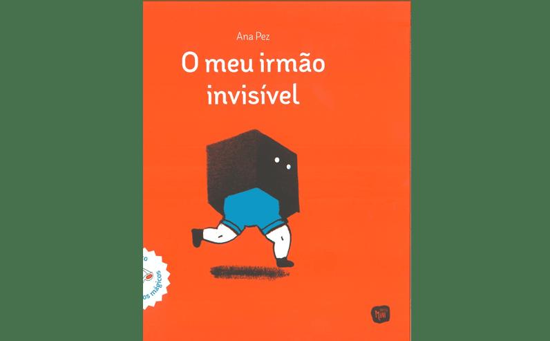 """Melhor Desenhador Estrangeiro de Livro de Ilustração: Ana Pez em """"O meu irmão invisível"""" (Editora Orfeu Negro)."""